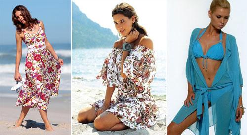 Летние платья и сарафаны для отдыха