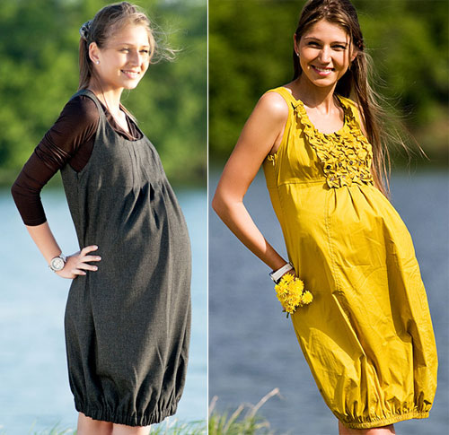 Летние сарафаны для беременных