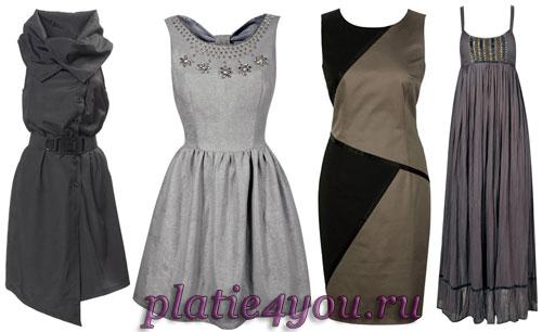 красивые вечерние платья 2012 фото