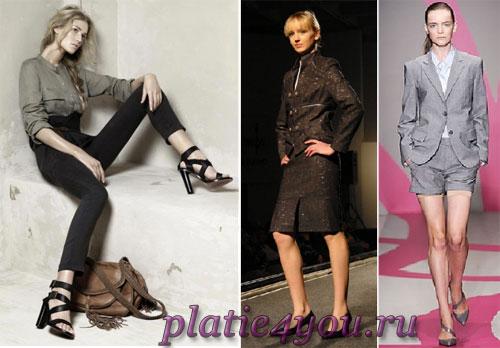 офисная одежда для женщин деловой стиль.