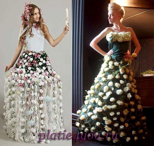 Сконструировать платье i