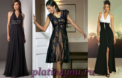 Вечерние платья - vechernie-platia1