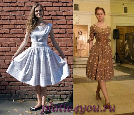Винтажные платья - 20-е, 30-е, 40-е, 50-е, 60-е, 70-е, 80-