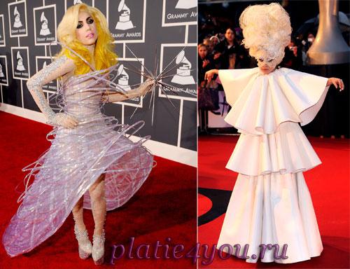 Для леди Гага рады создавать свои ...: platie4you.ru/platya-ledi-gaga