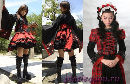 Платья в стиле Лолиты