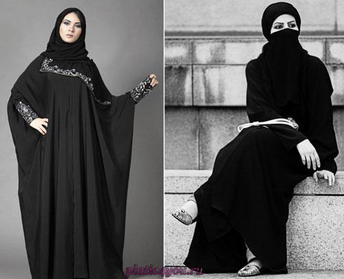 Мусульманских платье для женщины