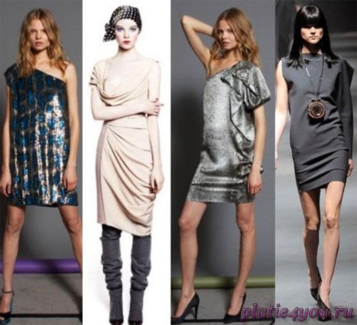 ELLE.ru - Мода весна-лето 2012, фото.  Платья, одежда, обувь.