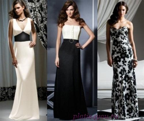 Гаммы для платьев подружки невесты