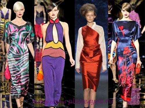 как правильно носить платье в китайском стиле