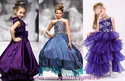 выбираем правильно бальное платье для девочки