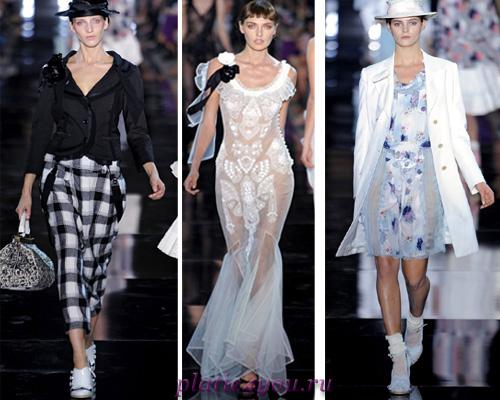 Неделя моды в Париже - John Galliano