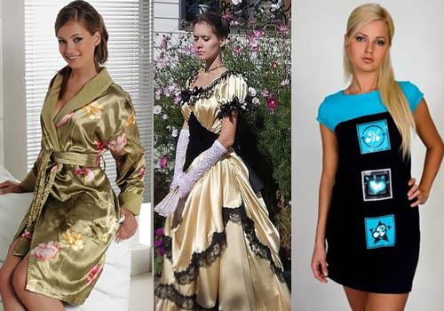 как выбрать платье для дома