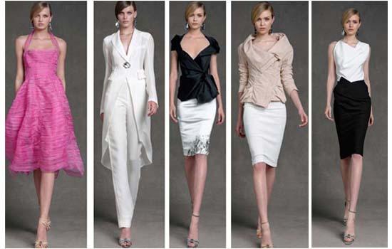Фантастические платья в коллекции Donna Karan Resort 2013