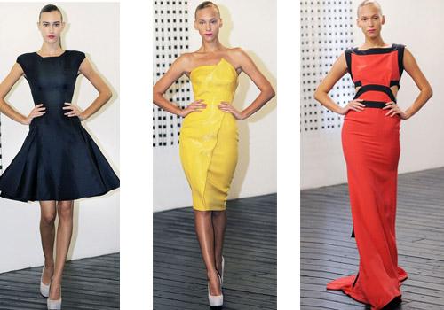 Коллекция платья виктории бекхэм