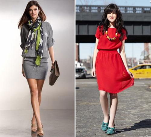 Как выбрать платье для выходного дня