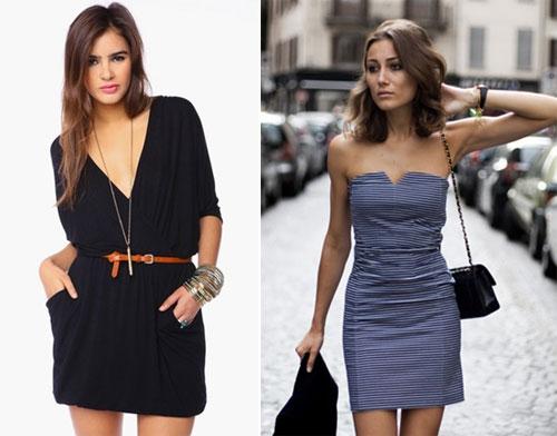 Платье для выходного дня