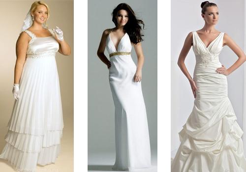 что поможет невысоким девушкам выбрать свадебное платье