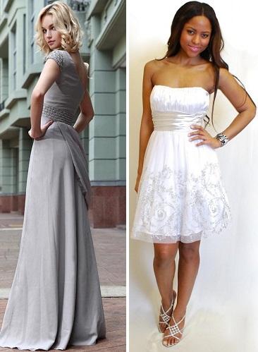 Виды коктейльного платья