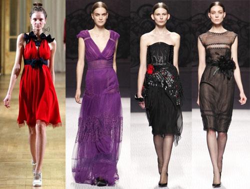 Модные платья 2013 Бренд: Alberta Ferretti