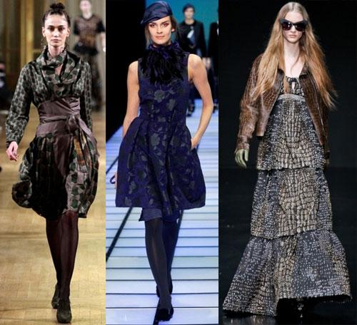 Модные платья 2013 Alexis Mabile, Emporio Armani, Roberto Cavalli,