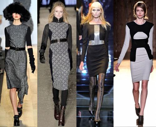 Модные платья 2013 для работы