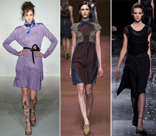 Какими могут быть платья в стиле кэжуал
