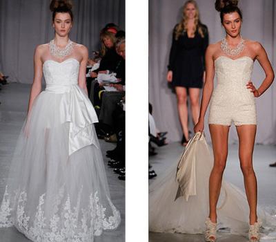 Что такое свадебное платье-трансформер