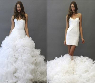 Фасоны платья-трансформер