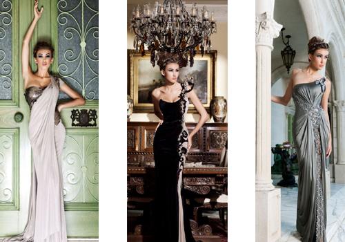 Платья Mireille Dagher 2013