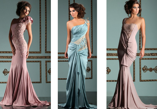 Платья Mireille Dagher