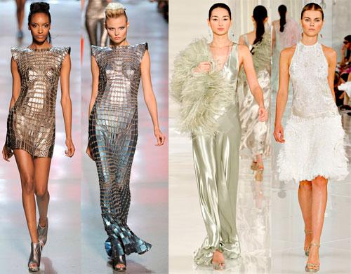 Как выбрать цвет вечернего платья