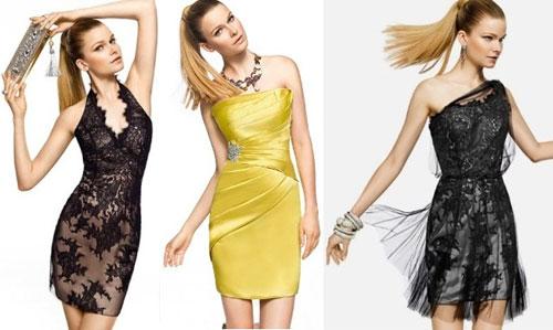 рекомендации по выбору коктейльного платья