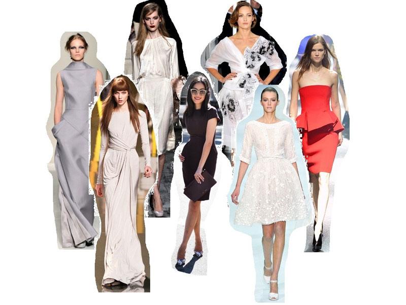 Какой фасон платья выбрать