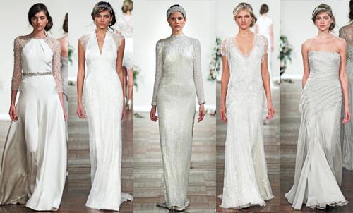 Красивые свадебные платья 2013 Jenny Packham