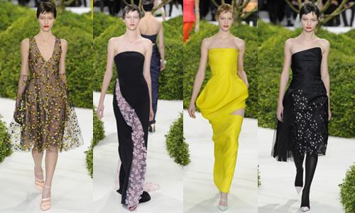 Неделя высокой моды в Париже (день 1) Christian Dior