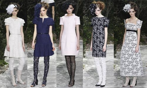 Неделя высокой моды в Париже (день 2) Chanel