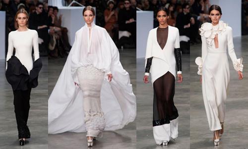 Неделя высокой моды в Париже (день 2) Stephane Rolland
