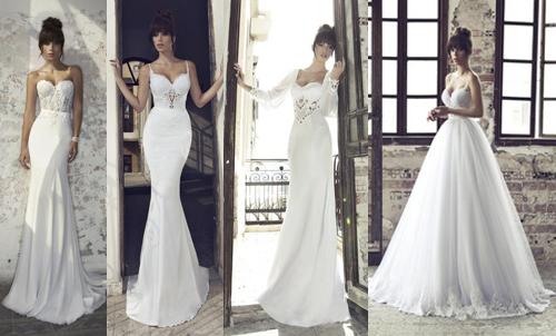 Модные коллекции свадебных платьев 2013 от Julie Vino