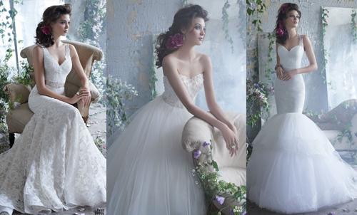 Модные коллекции свадебных платьев 2013 от Tara Keely