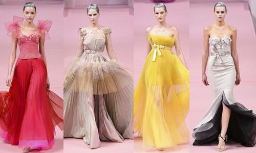 Неделя высокой моды в Париже (день 1) Alexis Mabille