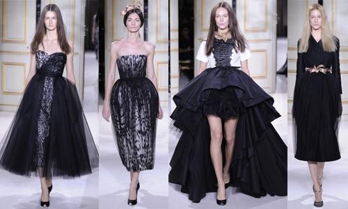 Неделя высокой моды в Париже (день 1) Giambattista Valli