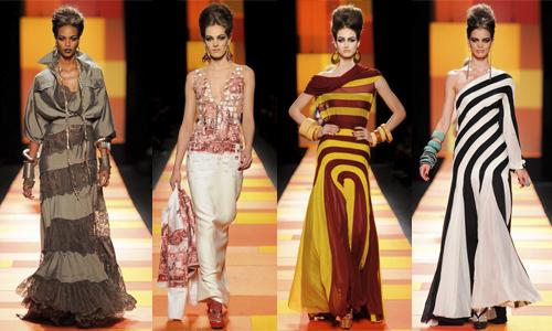 Неделя высокой моды в Париже (день 3) Jean Paul Gaultier