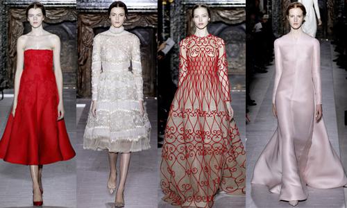 Неделя высокой моды в Париже (день 3) Valentino