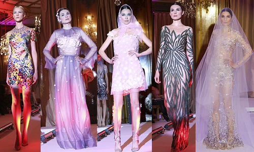 Неделя высокой моды в Париже (день 3) Yanina