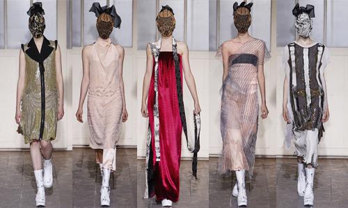 Неделя высокой моды в Париже (день 3) Maison Martin Margiela