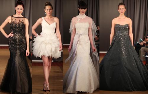 Модные свадебные платья 2013 от Ines Di Santo