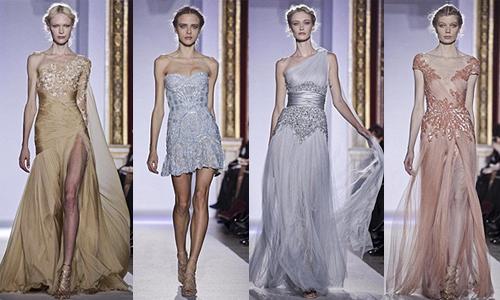 Неделя высокой моды в Париже Zuhair Murad