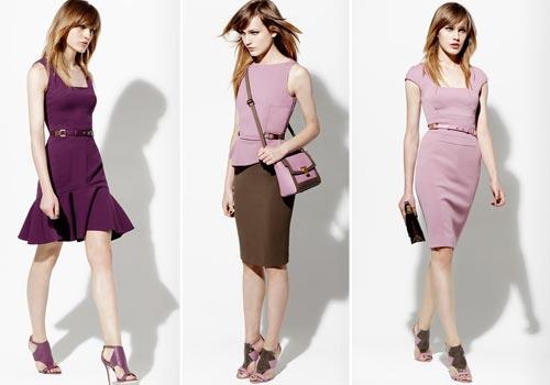 Платья от Elie Saab - цвета