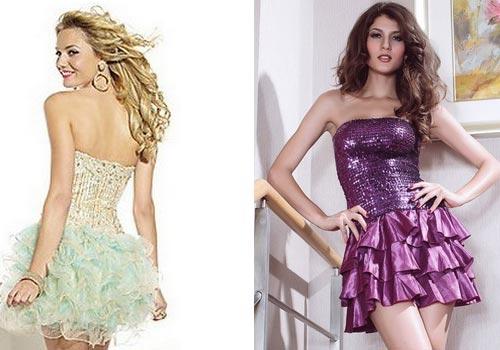 Как выбрать платье для клуба