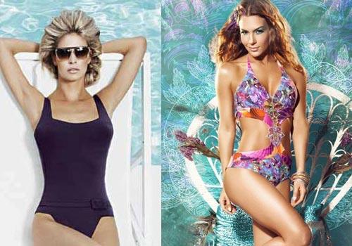 модные купальники 2013 - фэшн-обзор